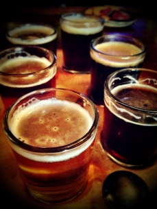 Lake Placid Brewery Sampler!