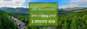 Mtns are calling