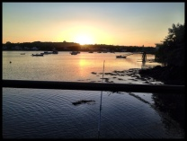 Sun Set at Cape Porpoise