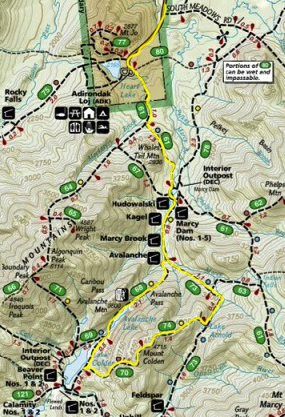 HighPeaksWildernessMap03