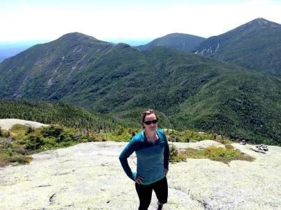 Look! Me at Basin Summit