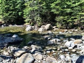 More River crossings.
