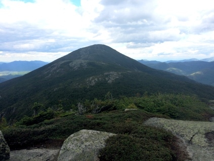 Iroquois Summit looking at Algonquin