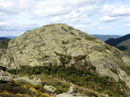 View of Little Haystack from Haystack