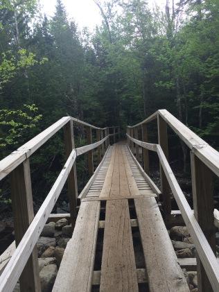 Marcy Brook Bridge crossing